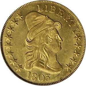 sb 1803 10 Stacks Bowers Baltimore Coin and Currency Auctions Combine to Nearly Reach $14 Million
