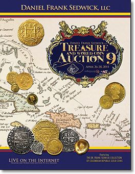 sedwick auction 9 cat Sedwick's Treasure And World Coin Auction #9 Is Now Online !