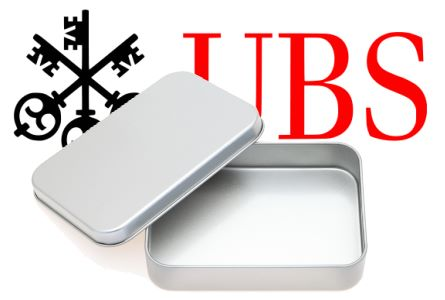 "Class-action suit accuses UBS of Charging Storage Fees On ""Phantom"" Silver."