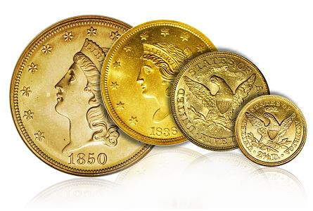 "Gold Coins With ""MLD"" – Multiple Levels of Demand"