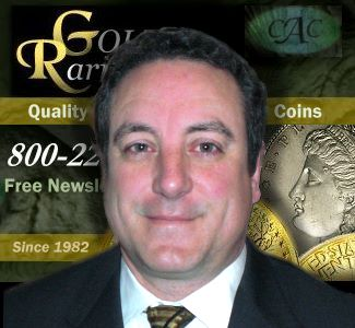 al pinkall 2 Heritage Acquires Gold Rarities Gallery, Al Pinkall Joins Heritage Team