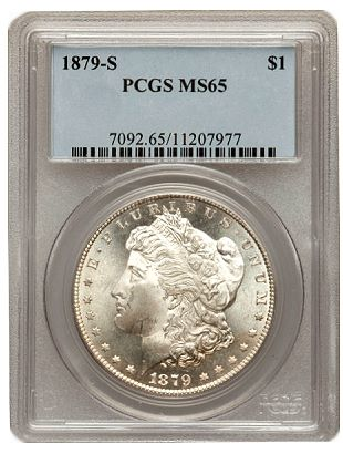 generic ms65 morgan1 Collecting Morgan Dollars Part II: an Interview with Steve Estes