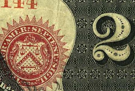 "Only lazy collectors will miss this sale of the ""#4 Greatest US Currency Note"""