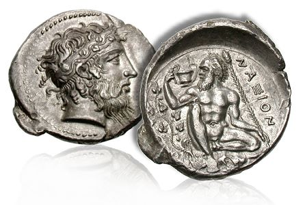 naxos Tetradrachm Heritage Gemini Ancients sales net $3.4 million, part of Heritage's $9.6+ million CICF Auction