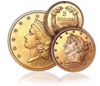 proof gold fun2011 Twelve Months of Writing a Weekly Column on Coin Rarities & Related Topics