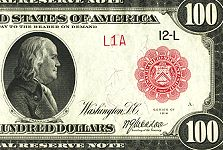 Uncirculated Serial Number One SF Red Seals bring $638,250 at CSNS Auction