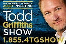 Numismatics Expert Todd Griffiths Launches Blog Talk Radio Show