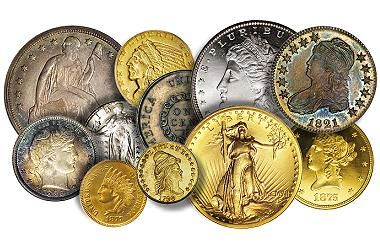 us coins group all1 Twelve Months of Writing a Weekly Column on Coin Rarities & Related Topics