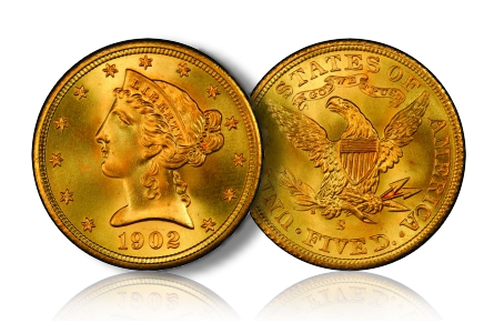1902 SMotto Liberty PCGS Hosts Tantalizing First Peek at Finest U.S. Type Set at Chicago ANA Show