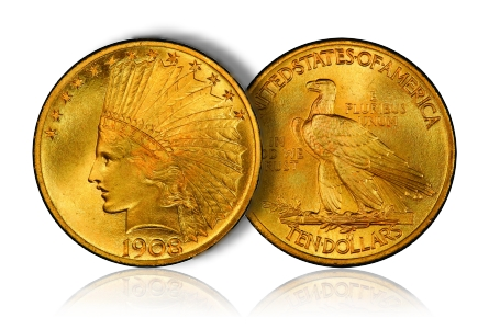 1908Motto PCGS Hosts Tantalizing First Peek at Finest U.S. Type Set at Chicago ANA Show