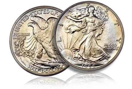 Broad Demand Seen For Walking Liberty Half Dollars