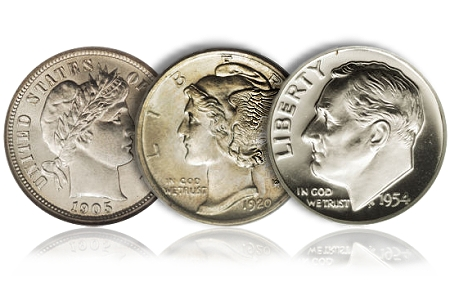 GregDime4 Coin Rarities & Related Topics: Collecting Dimes