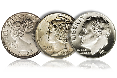 Coin Rarities & Related Topics: Collecting Dimes