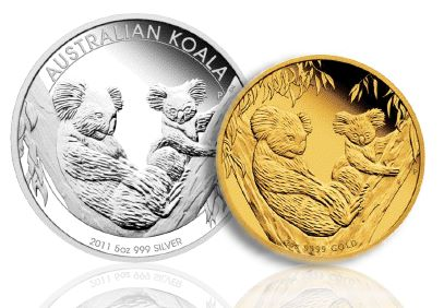 June2011Koala The Perth Mint   New Coin Releases for June 2011