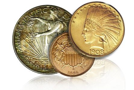 US coin markets 2 Long Term Coin Market Trends are Evolving