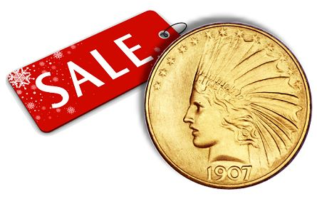 RARE COINS ARE ON SALE ?