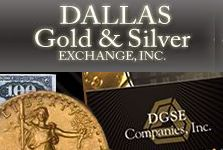 Dallas Gold & Silver Exchange To Acquire Southern Bullion Trading