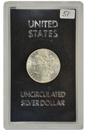 eBay Coin Auctions Continue To Surprise as some GSA Morgan Silver Dollars Soar