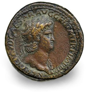 nero sestertius baldwin Rare coin of an evil Roman dictator is exchanged for $7,500 in London