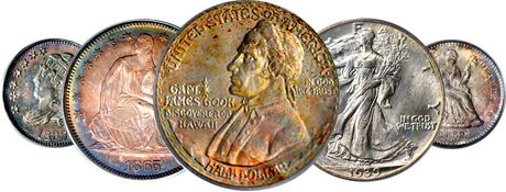 shamhart lb june 2011 Our take on the June Long Beach Coin Show…