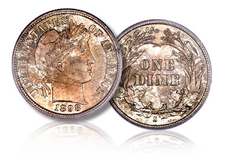 Coin Rarities & Related Topics: The Summer FUN Auction, with emphasis upon dimes and quarters