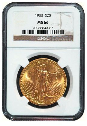 1933 saint ngc ms661 Coin Rarities & Related Topics: The fate of ten Switt Langbord 1933 Double Eagles ($20 gold coins)