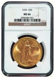 1933 saint ngc ms662 189x275 SMITHSONIAN CHANNEL TO AIR  HUNT FOR THE DOUBLE EAGLE  MONDAY, JULY 25 AT 8PM ET/PT