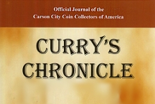 Book Review – Curry's Chronicle: Official Journal of the Carson City Coin Collectors of America