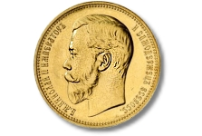 A solid gold 'Euro' – Russian coin from an old common currency brings $142,000