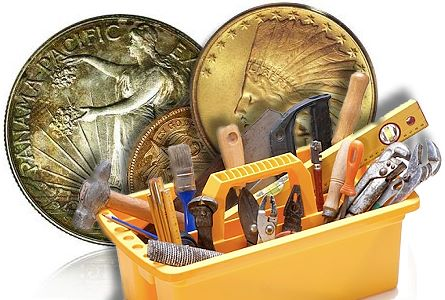 Basic Tools for Buying Rare Coins in Today's Market