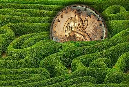 coin maze2 Ten Tips For Selling Your Coins