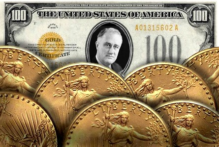 fdr and gold Federal Judge Upholds Verdict   Switt Langbord 1933 Double Eagles remain the Property of the Government