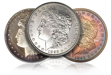 morgan dollars A Look at Advanced Rare Coin Collecting