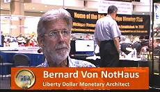Status of the Liberty Dollar with Bernard von NotHaus