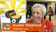 Senior FUN Member Jeanne Shepherd Remembers
