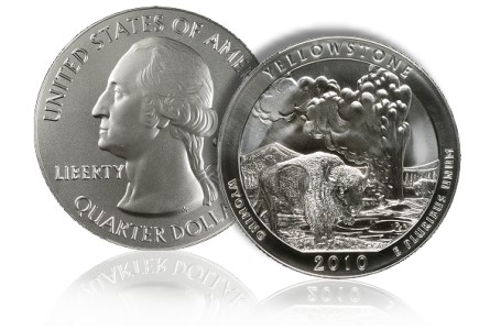 NGC Certifies 2010-P Yellowstone 5 Ounce Error