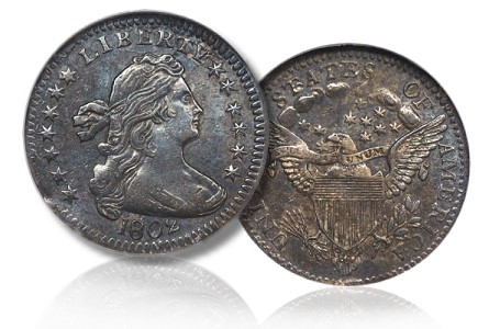 Coin Profile: 1802 Half Dime, a Landmark Rarity