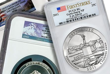 The Coin Analyst: U.S. Mint Announces Release of Gettysburg 5 oz Coin as Collectors Ponder Future of the ATB Series