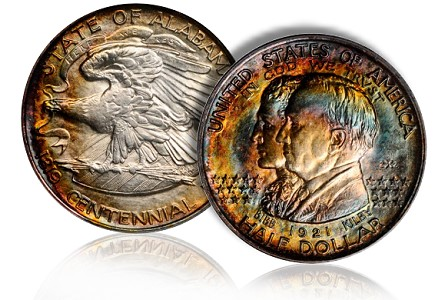 Alabama ana 28K Legend Numismatics Market Report   THE CHICAGO ANA SHOW 2011