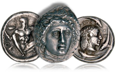 AncientAuction1 Morton & Eden Announce Single owner Auction  of Exceptional Ancient Greek Coins