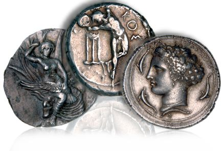 AncientAuction2 Morton & Eden Announce Single owner Auction  of Exceptional Ancient Greek Coins