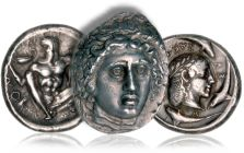 Morton & Eden Announce Single-owner Auction  of Exceptional Ancient Greek Coins