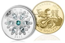 Canadian Culture, Traditions and Icons Stand Out on New Royal Canadian Mint Collector Coins