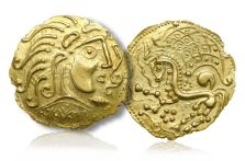 Goldberg Auctions presents: The Cernunnos Collection of Celtic Gold