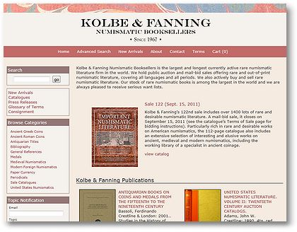 KandFSite Kolbe & Fanning Announce New Website