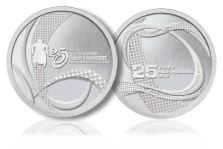 ROYAL CANADIAN MINT CELEBRATES THE 25TH ANNIVERSARY OF THE MAN IN MOTION WORLD TOUR