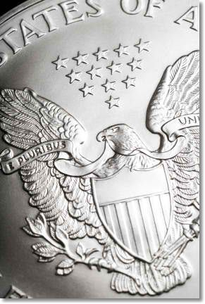 American Silver Eagle, Silver Bullion, US Mint