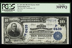 More than 5,600 Currency Lots offered in Heritage Long Beach Auction