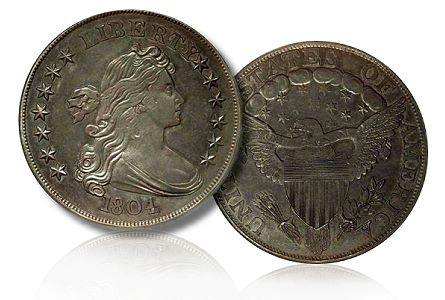 idler 1804 dollar The King of American Coins   the Dollar of 1804   Part 1