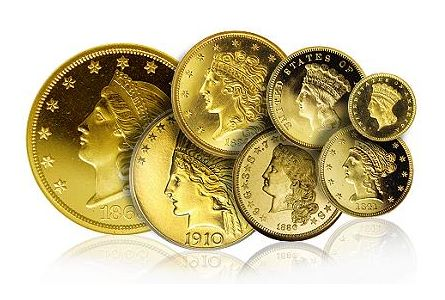 GreatCollections to auction Anacapa Collection of U.S. gold coins